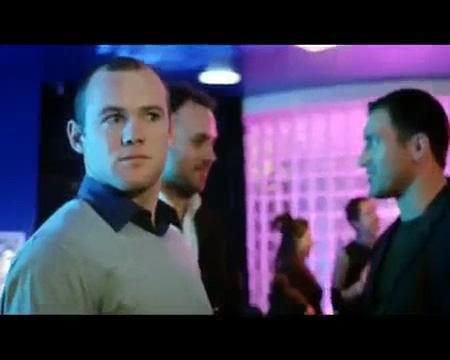 Wayne Rooney - Tiger Beer