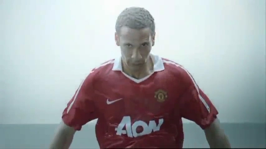 Manchester United - Smirnoff  Commercial
