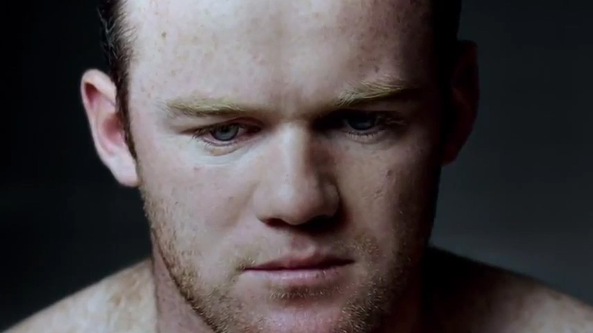 Nike Football : Wayne Rooney - My time is now