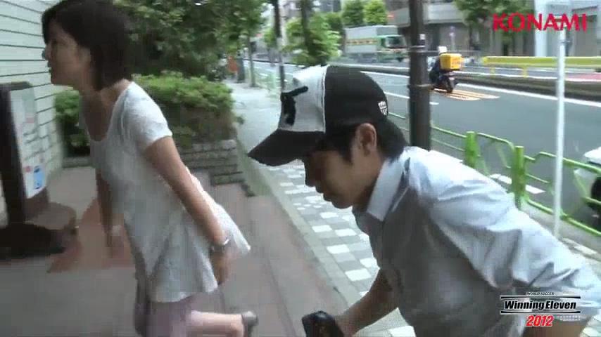 Shinji Kagawa - Winning Eleven 2012