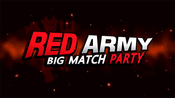 Red Army Big Match Party