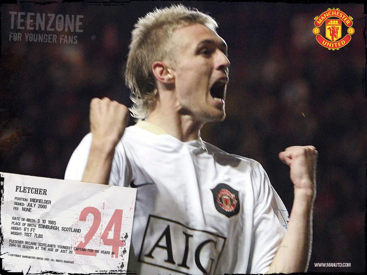 Darren Fletcher Wallpapers