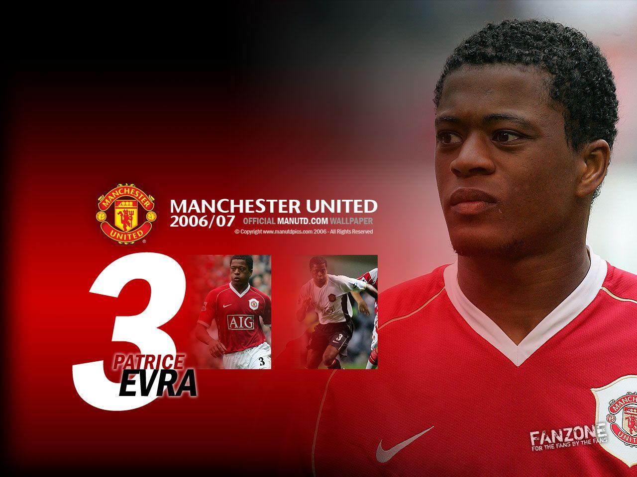 Patrice Evra football star