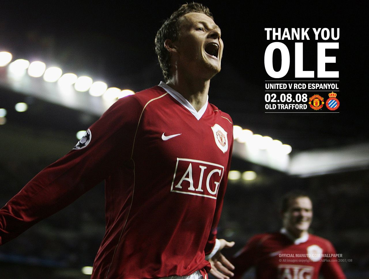 Thank You OLE