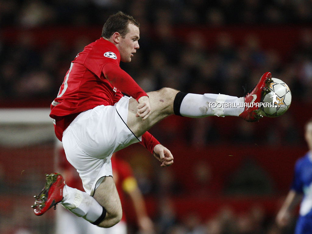 Wayne Rooney - Su post
