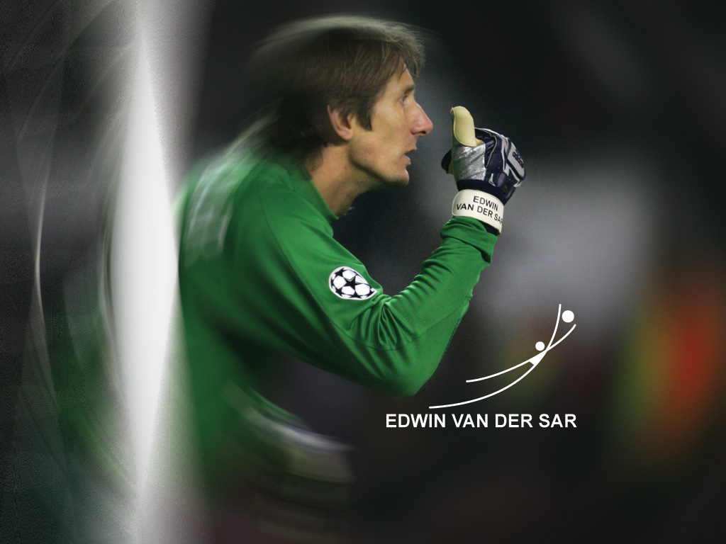 Edwin van der Sar Wallpapers