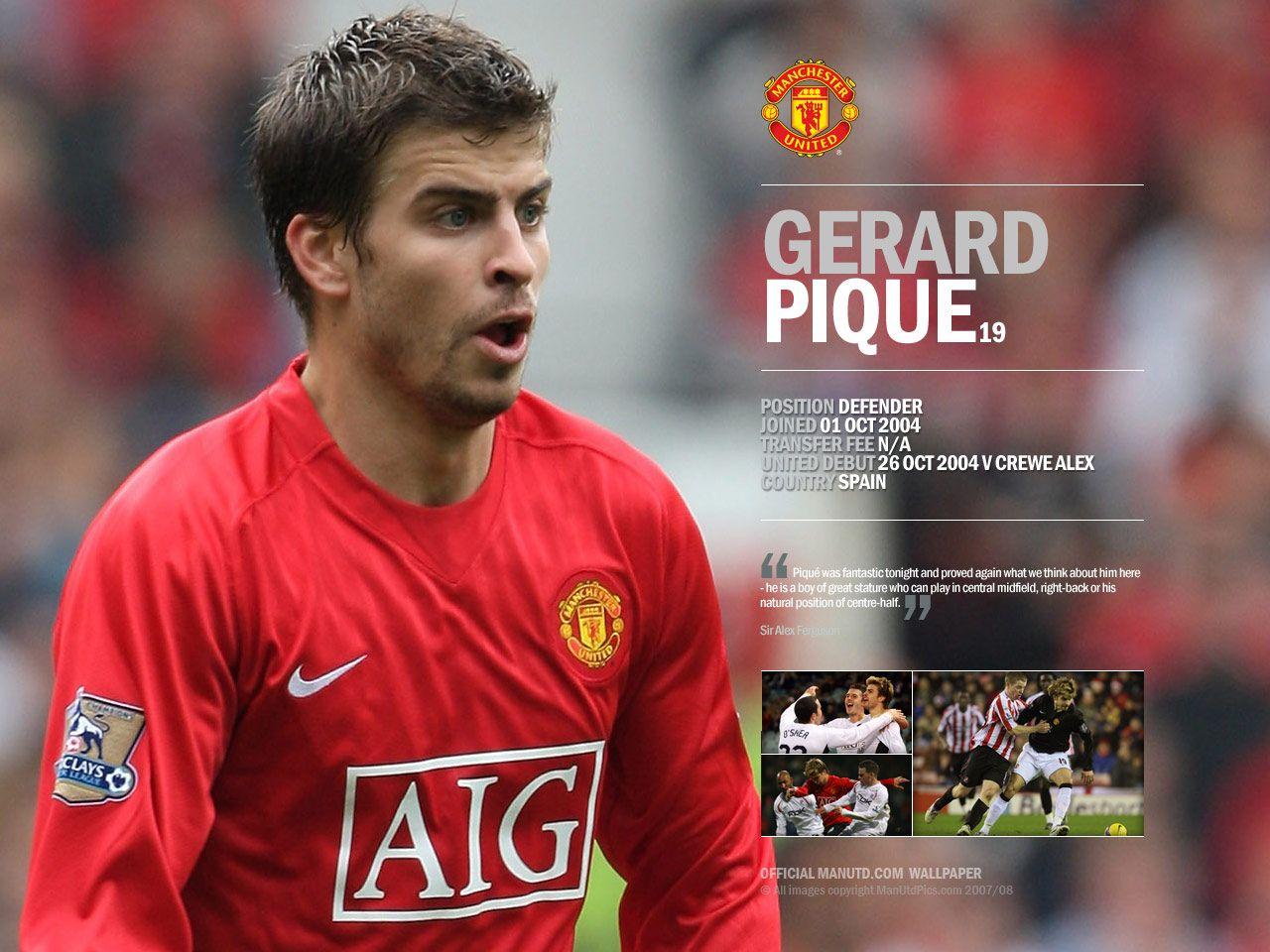 Gerard Pique