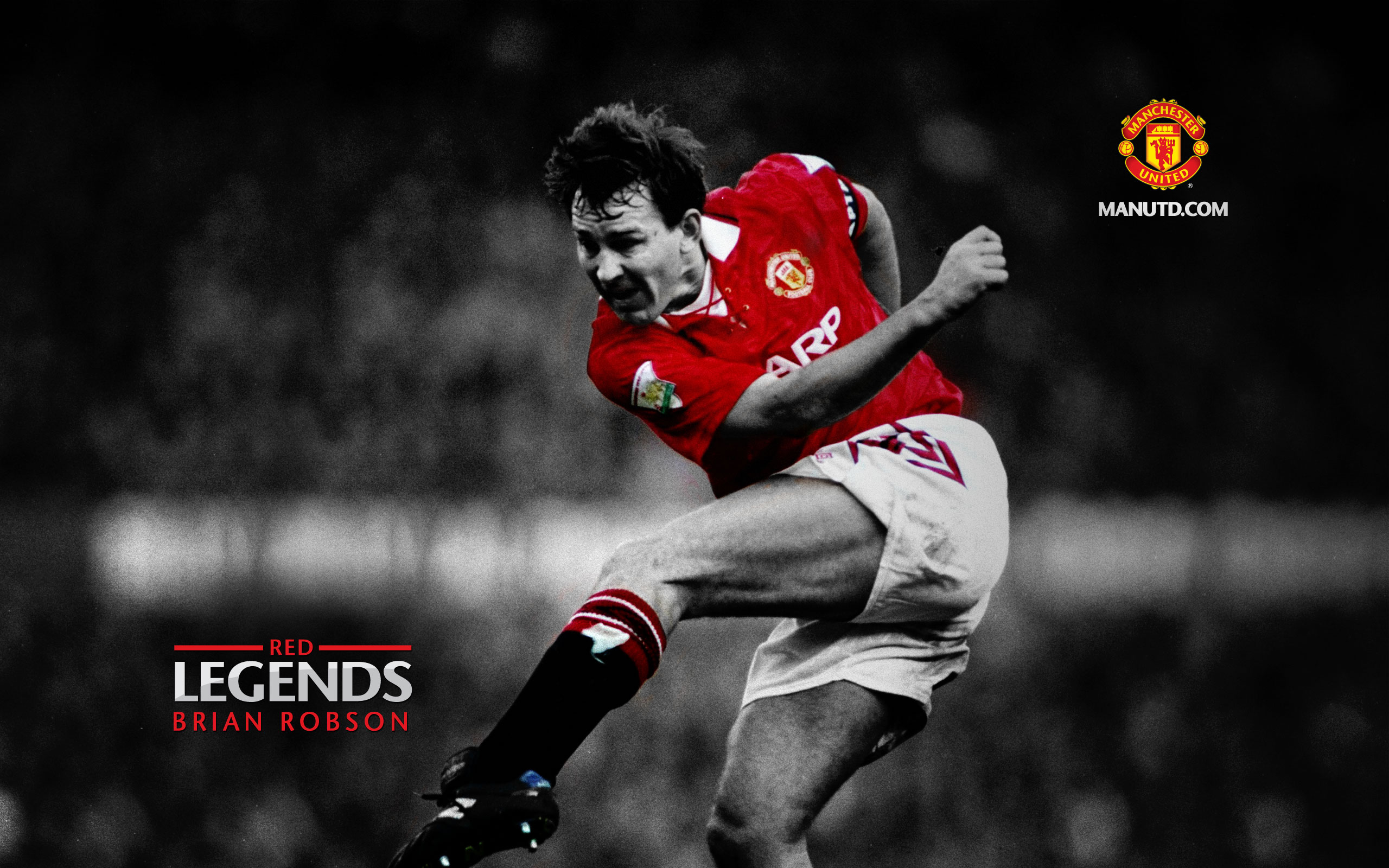 Legends - Bryan Robson