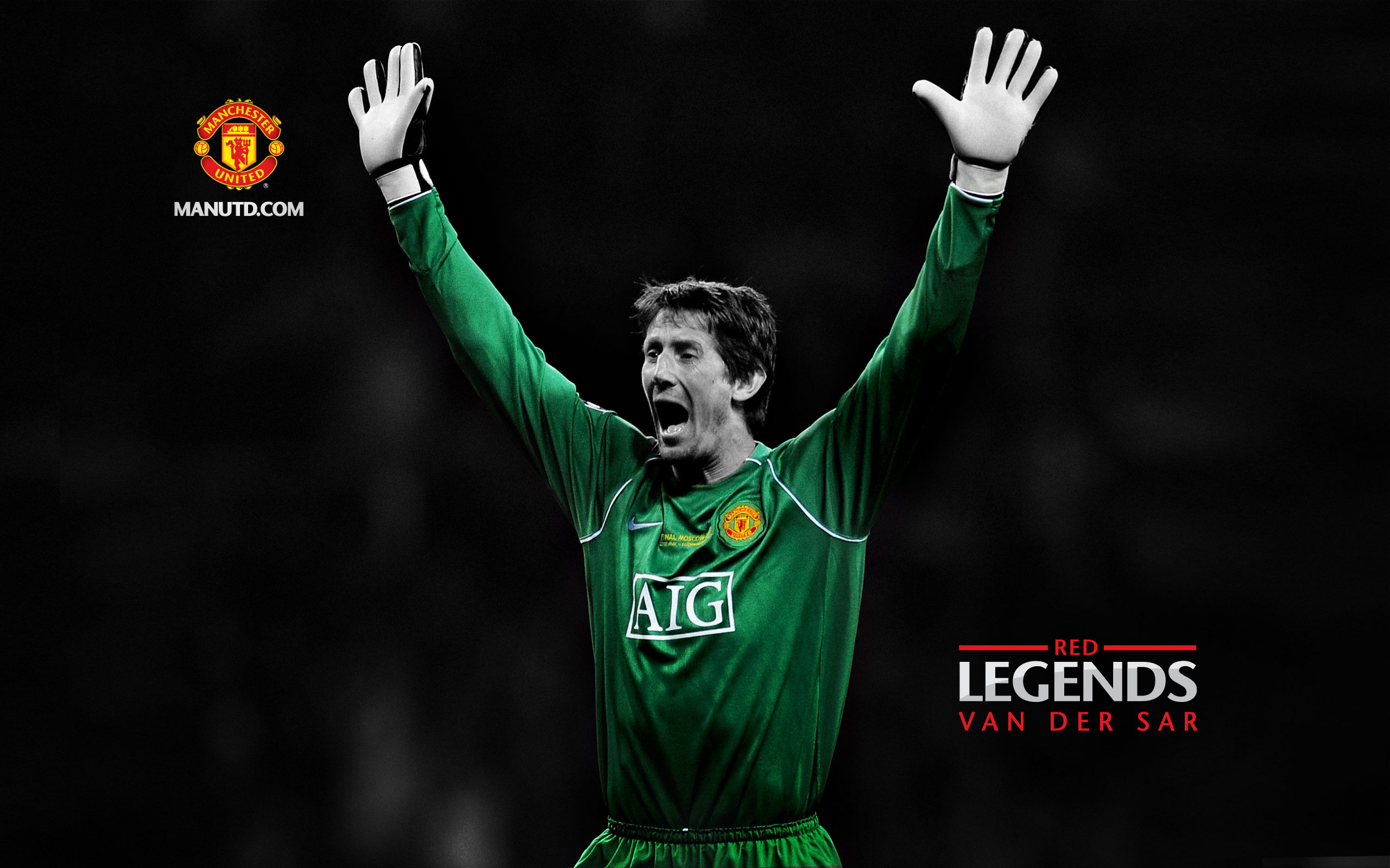 Legends - Edvin van der Sar