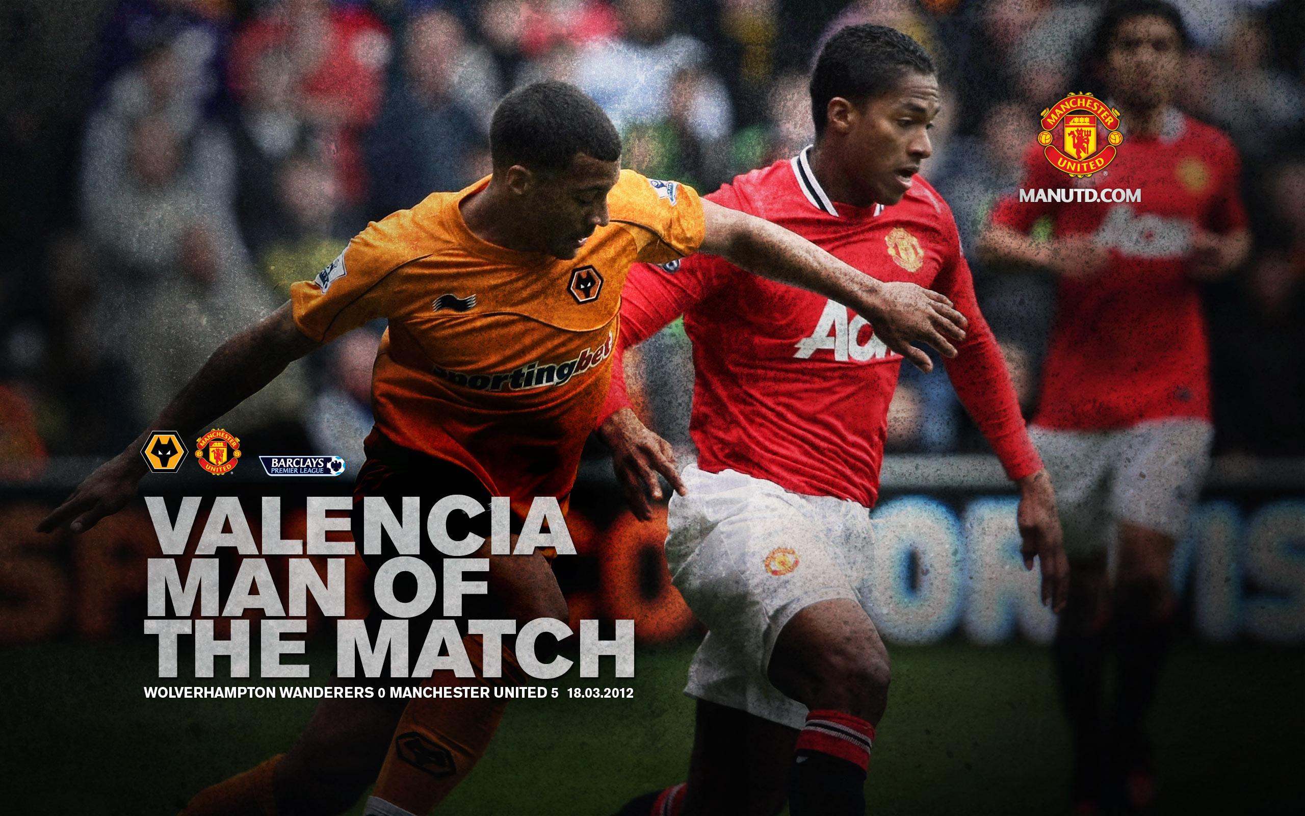 Valencia - MOTM v Wolves