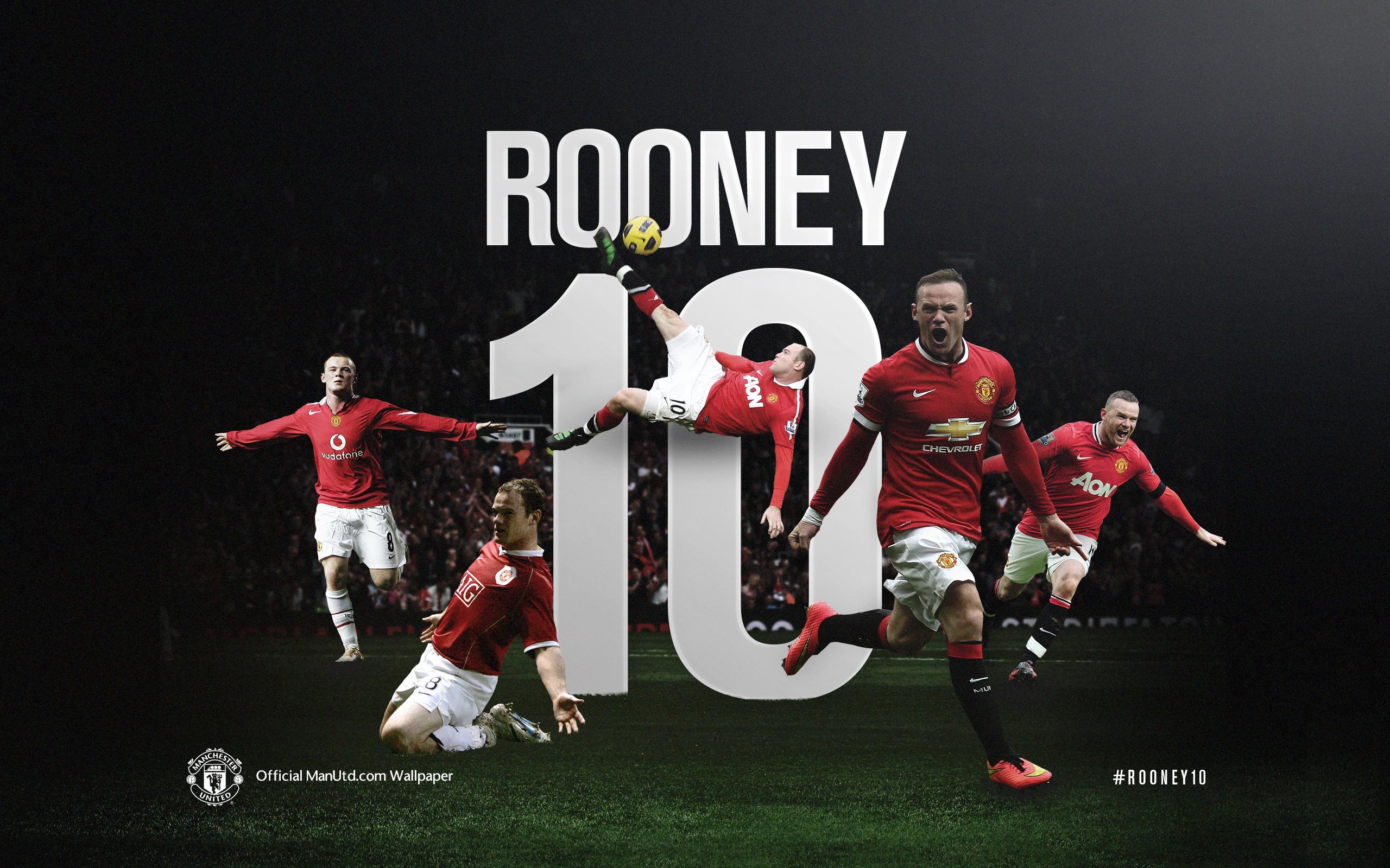 Ten years of Rooney