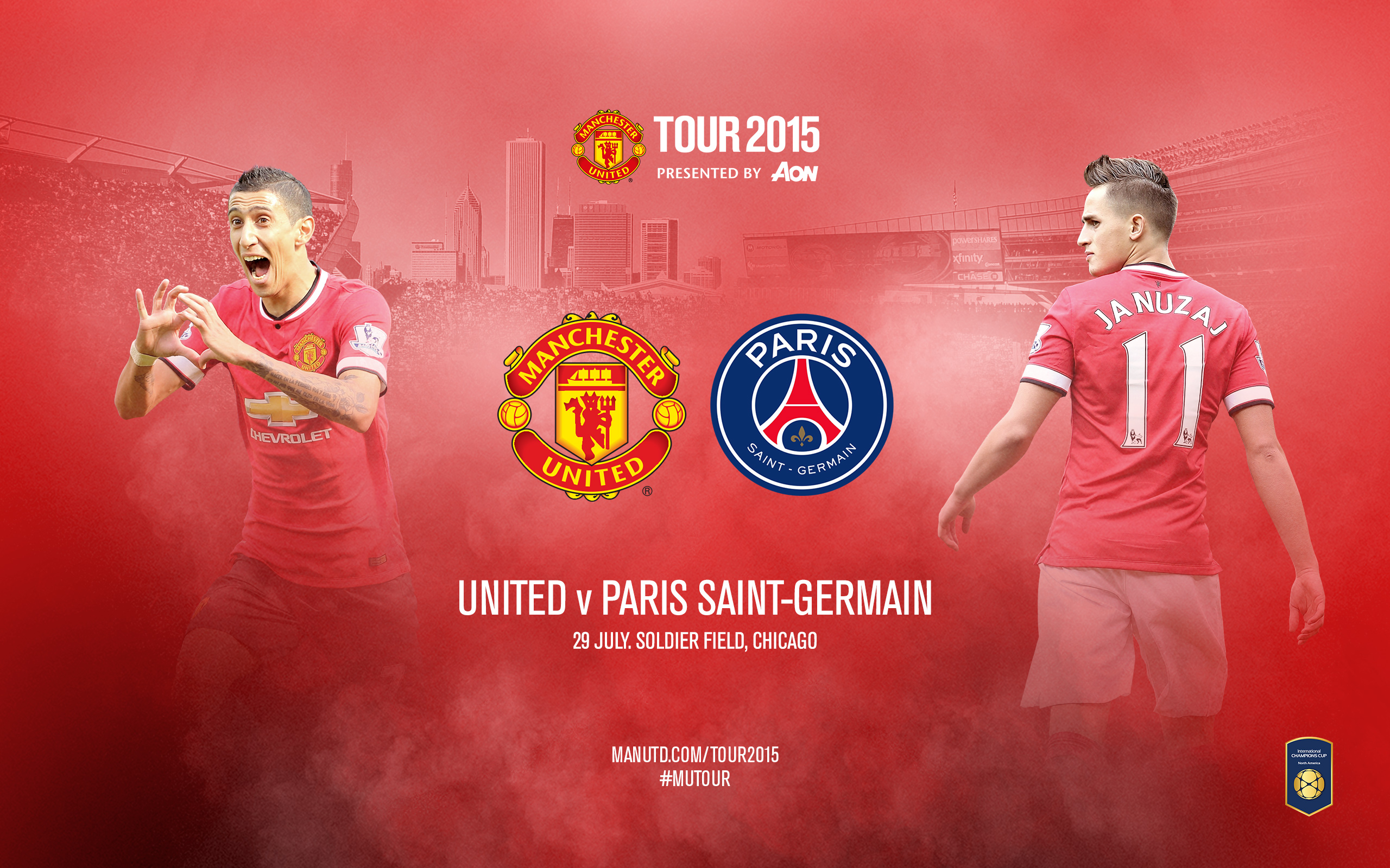 United V Paris Saint Germain