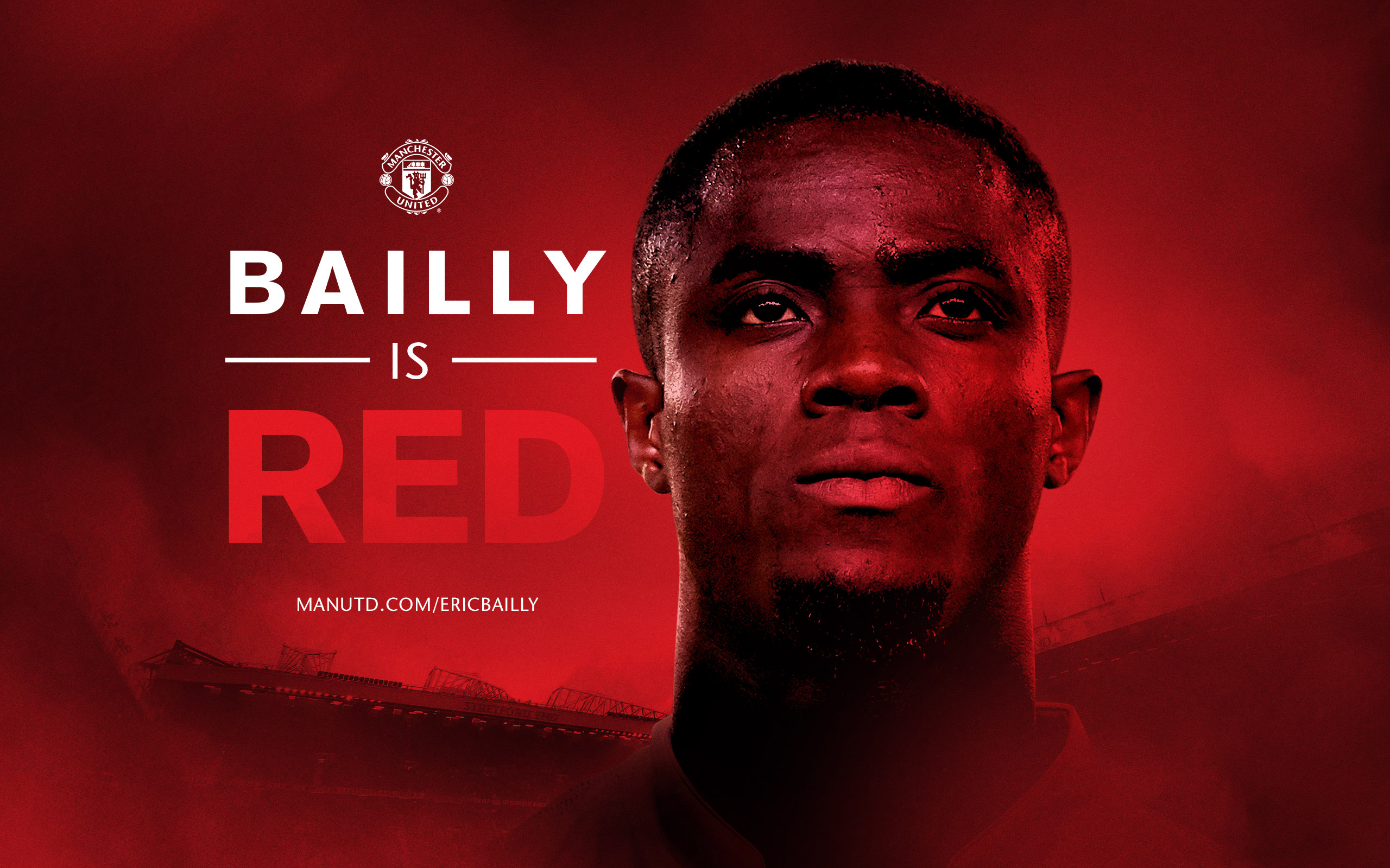 Eric Bailly Wallpaper
