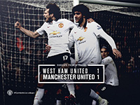 West Ham 1 United 1