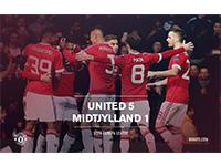 United 5 Midtjylland 1
