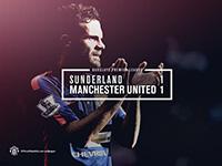Sunderland 1 United 1