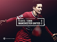 Yeovil Town 0 United 2