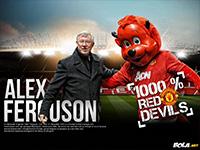 Sir Alex Ferguson 1000