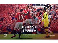 United 1 Spurs 0