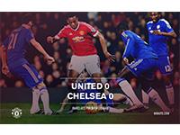 United 0 Chelsea 0