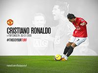 #THISISYOURTURF Cristiano Ronaldo