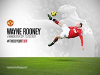 #THISISYOURTURF Wayne Rooney
