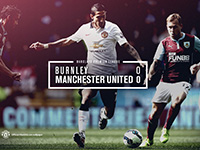 Burnley 0 United 0