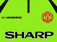 Manchester United 98-99 GK