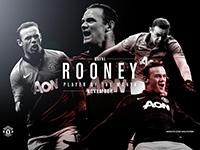POTM November - Wayne Rooney