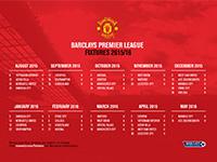 Fixtures 2015/16