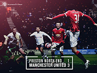 Preston 1 United 3