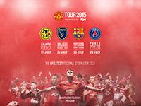 Tour 2015 Fixtures