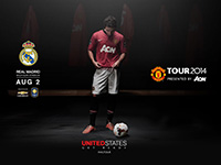 United vs Real Madrid