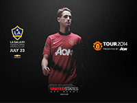 United vs LA Galaxy