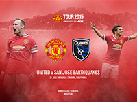 United V San Jose Earthquakes