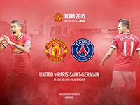 United V Paris Saint-Germain