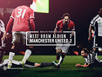 West Brom 2 United 2